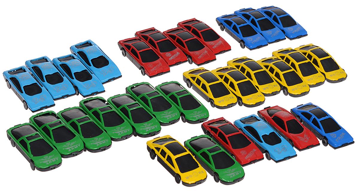 S+S Toys Набор машинок Auto World