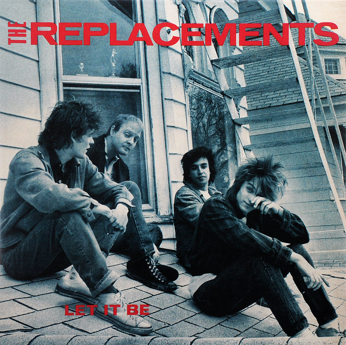 The Replacements The Replacements. Let It Be (LP) jd mcpherson jd mcpherson let the good times roll