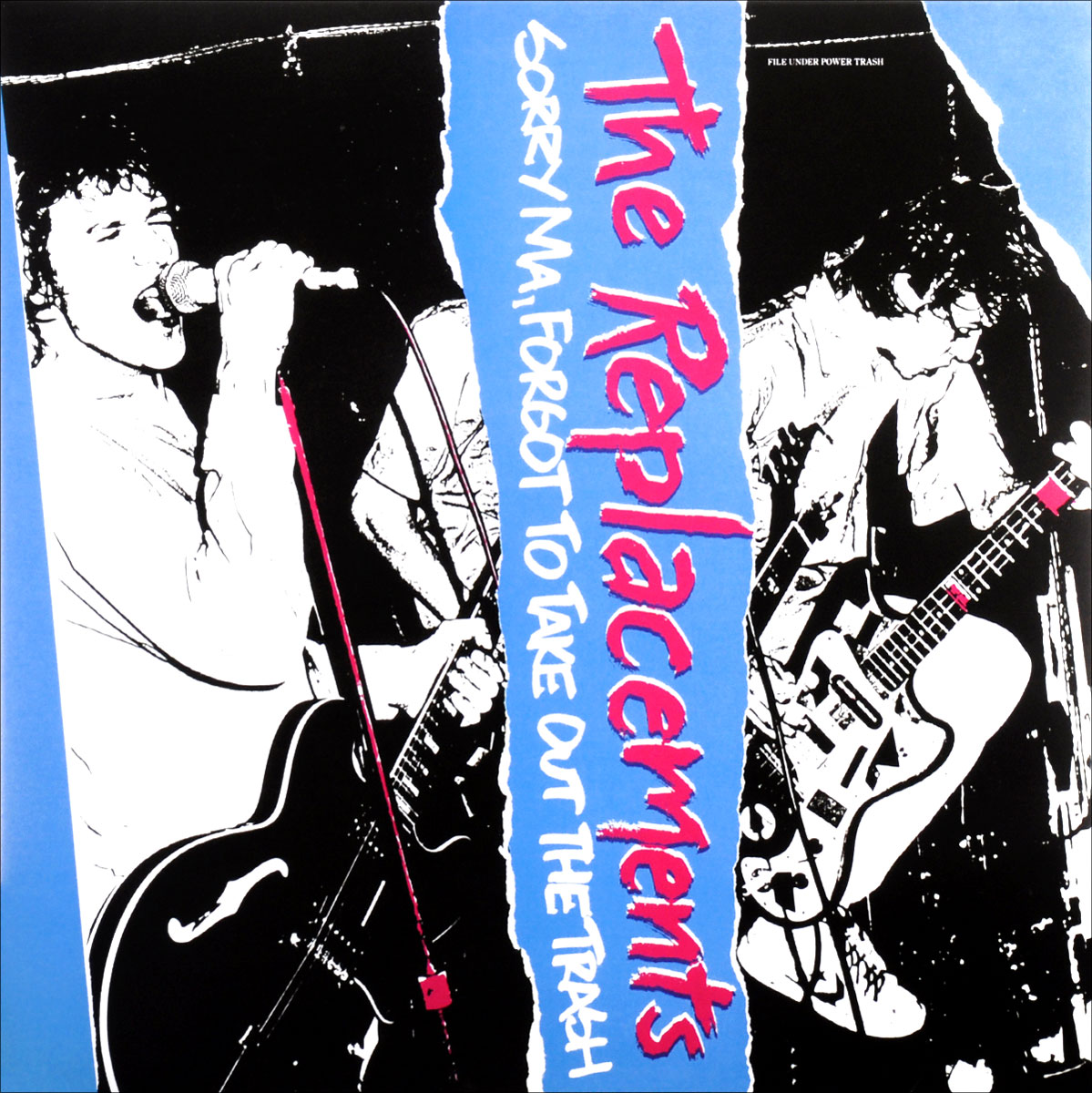 The Replacements The Replacements. Sorry Ma, Forgot To Take Out The Trash (LP) футболка flip extremly sorry cut out black