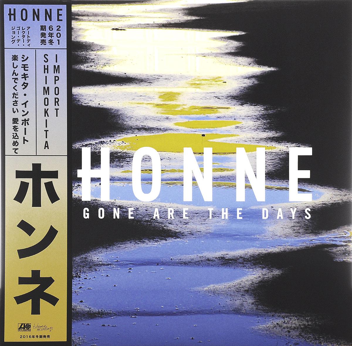 Honne Honne. Gone Are The Days (LP) haim haim days are gone 2 lp