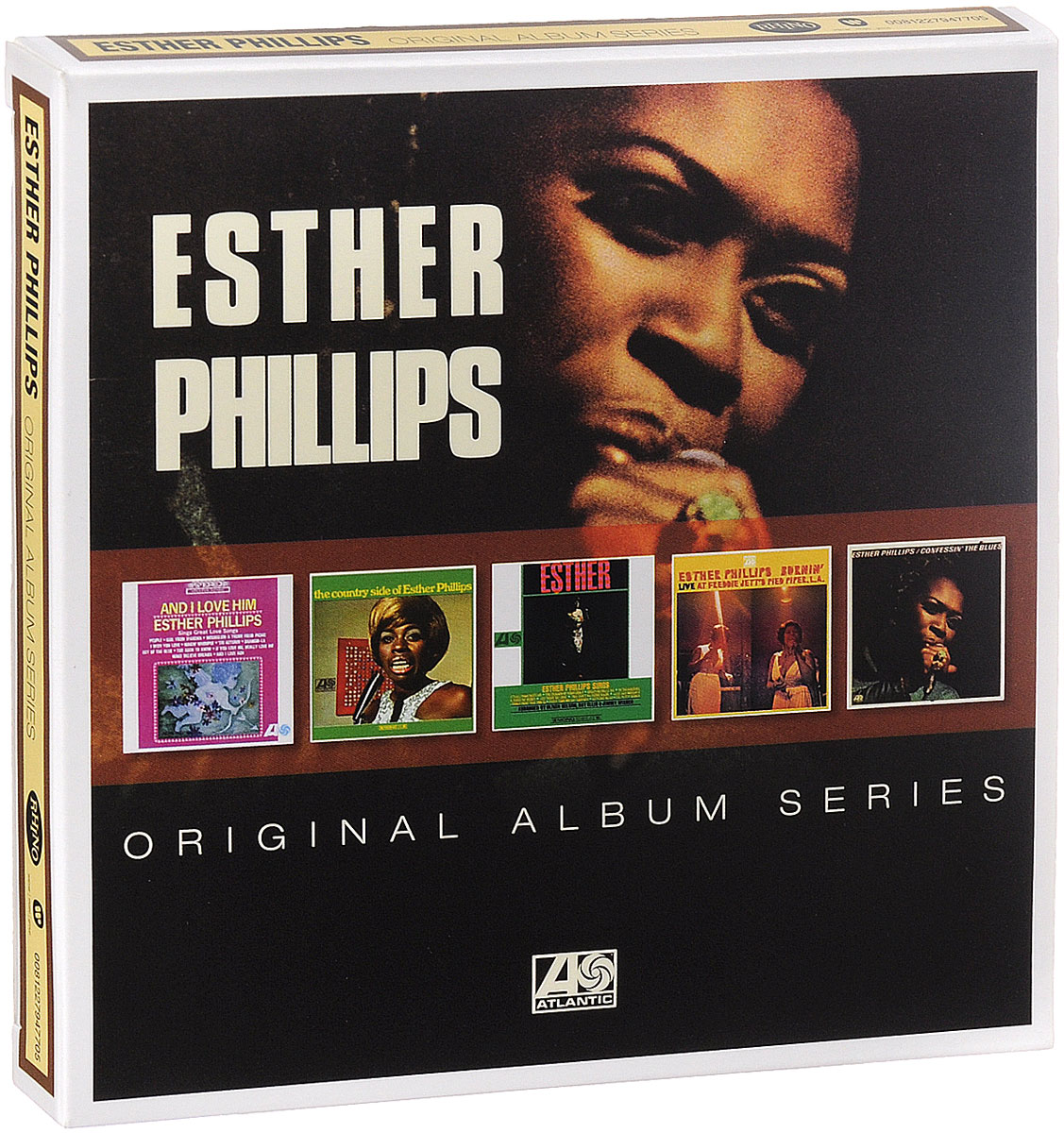 Esther Phillips. Original Album Series (5 CD)