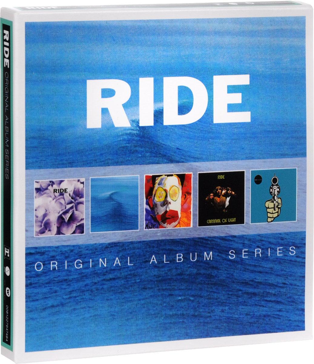 Ride . Original Album Series (5 CD)