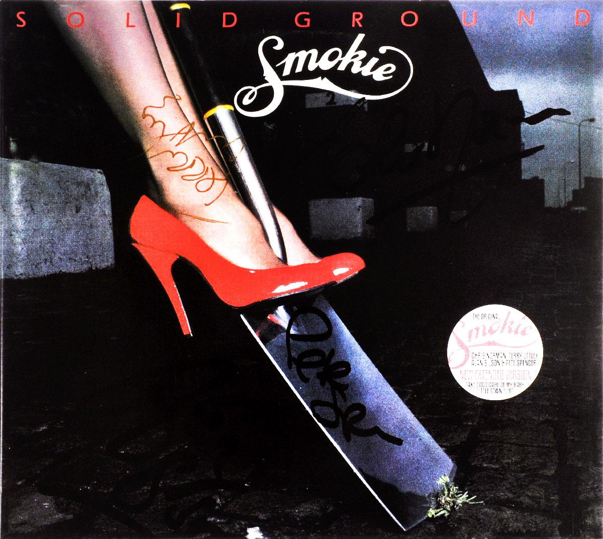 Smokie Smokie. Solid Ground smokie smokie the concert live from essen 1978 2 lp