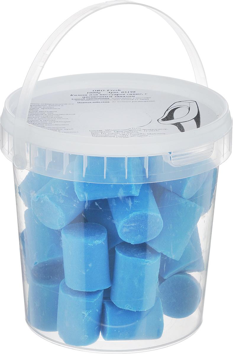Камни для писсуаров ORO-Fresh, с цветочным запахом, 1 кг05198Камни ORO-Fresh нейтрализуют все неприятные запахи и наполняют воздух туалетов приятным ароматом. Изделия предназначены для эффективной и основательной очистки писсуаров от кальциевых отложений, водного и уринового камня, ржавчины и прочих специфических отложений. Предупреждают образование известковых отложений. Также способствуют прочистке сливных труб от загрязнений и облегчают слив смывных вод. Средство не содержит парадихлорбензола.Способ применения: поместить в писсуаре достаточное количество камней (2-3 шт).В комплект входит около 35 шт.Состав: 30% анионные ПАВ, ароматизатор, консервант.Товар сертифицирован.