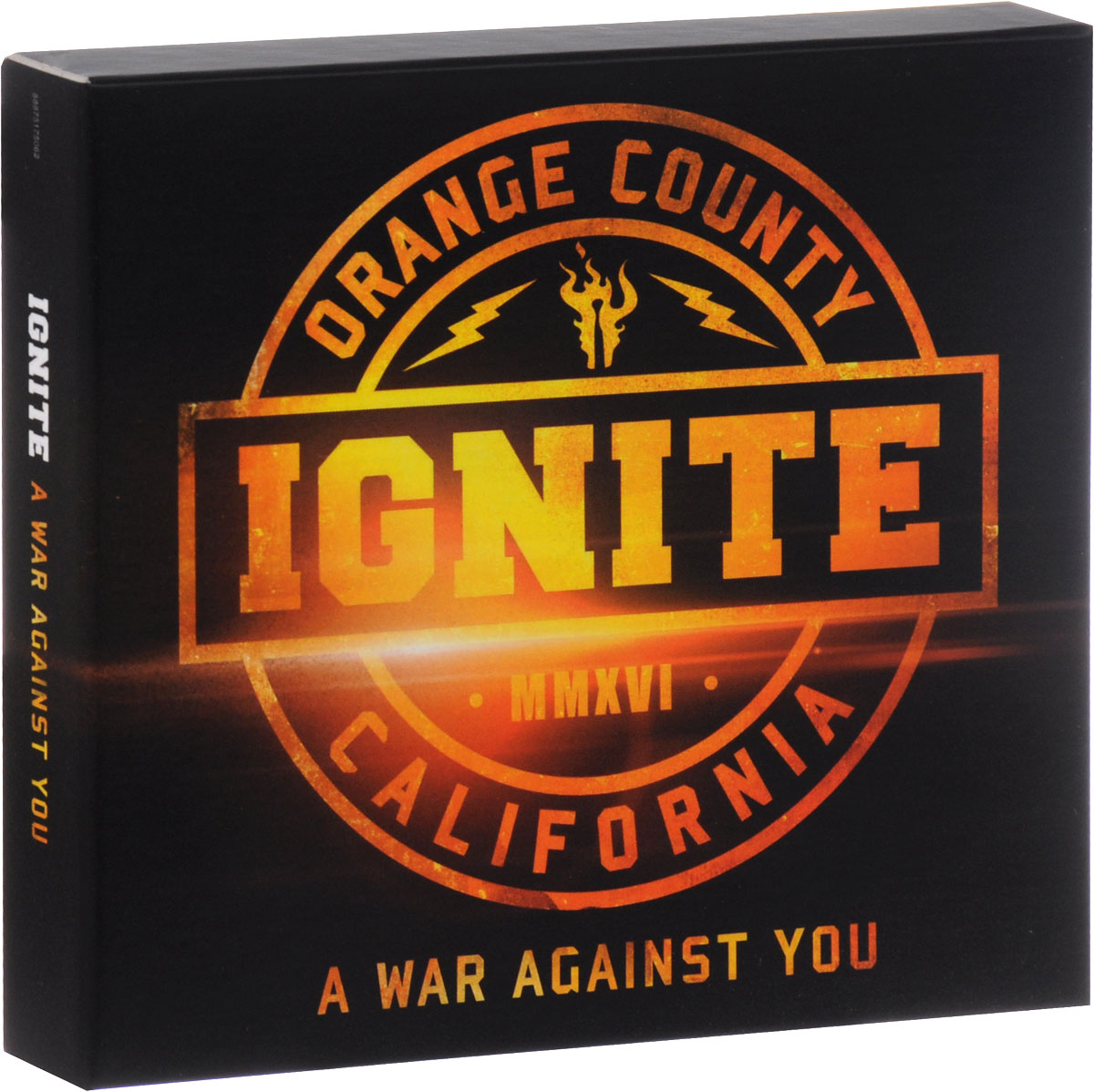 Ignite Ignite. A War Against You stephen johnson scott emergent ignite purpose transform culture make change stick