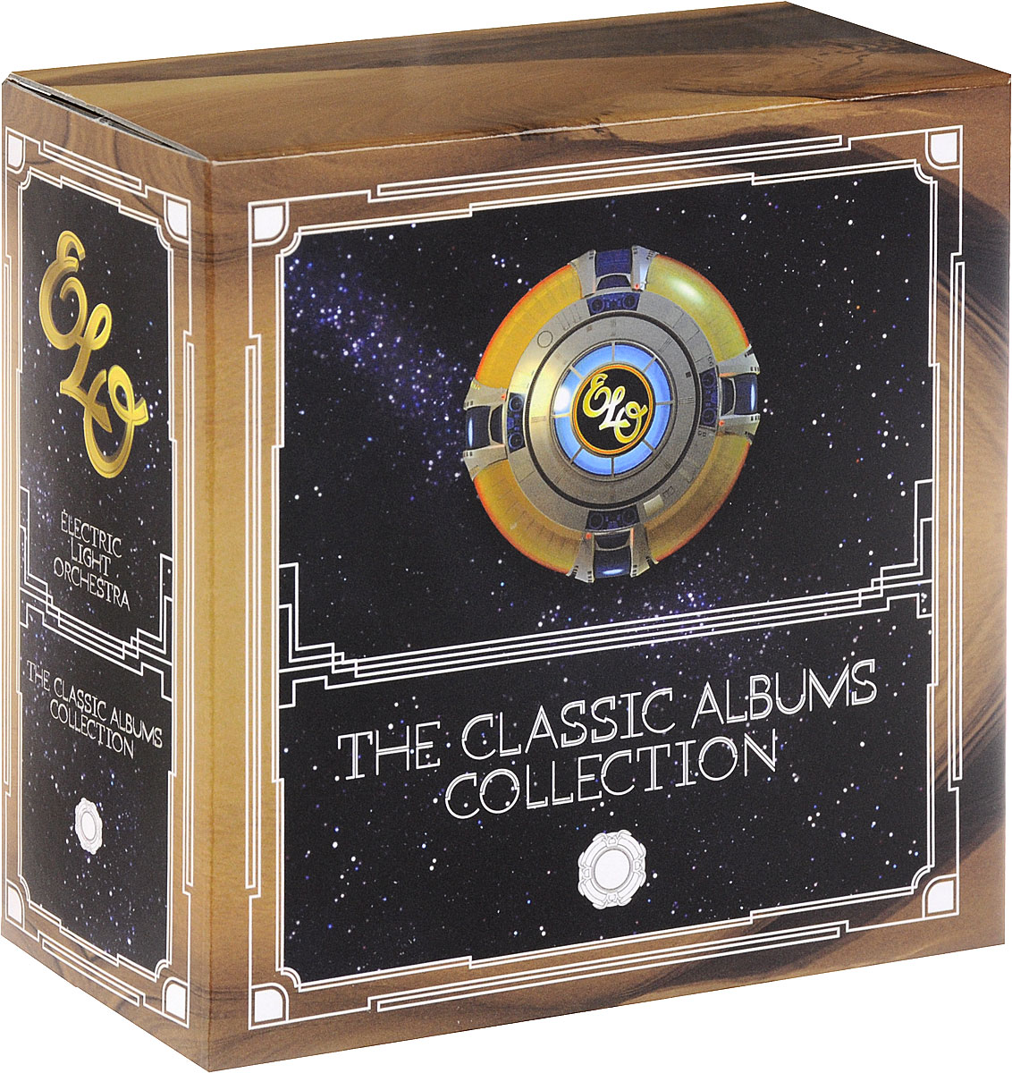 Electric Light Orchestra Electric Light Orchestra. The Classic Albums Collection (11 CD) electric light orchestra – a new world record lp