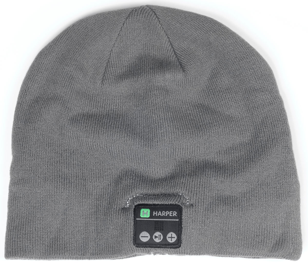 Harper HB-505, Gray шапка с Bluetooth-гарнитурой - Bluetooth-гарнитуры