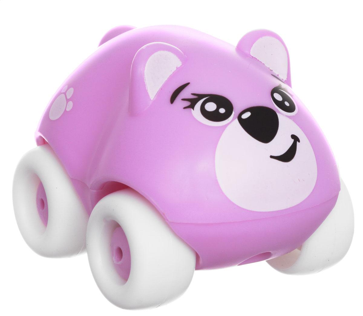 Smoby Машинка Animal Planet Мишка цена и фото