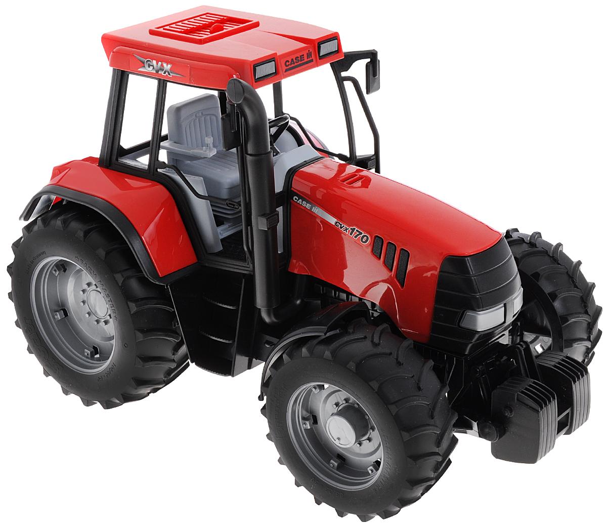 Bruder Трактор Case IH CVX 170 машинки tomy трактор case ih 210 puma