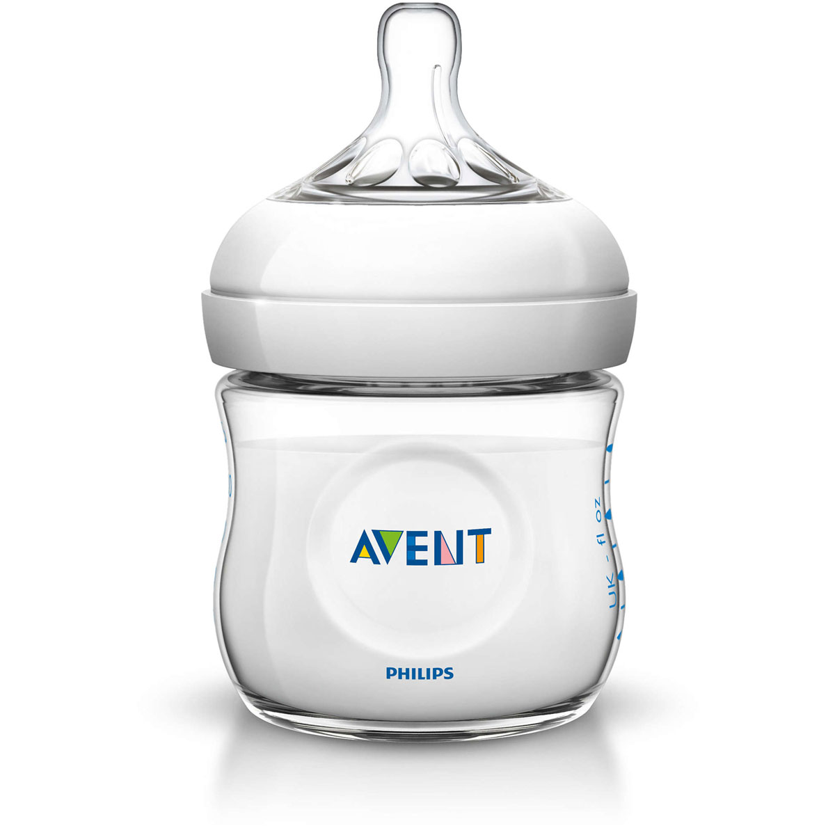 Philips Avent Бутылочка серии Natural, 125 мл, 0мес+, 1 шт SCF690/17 philips avent philips avent бутылочка для кормления natural 125 мл scf690 17