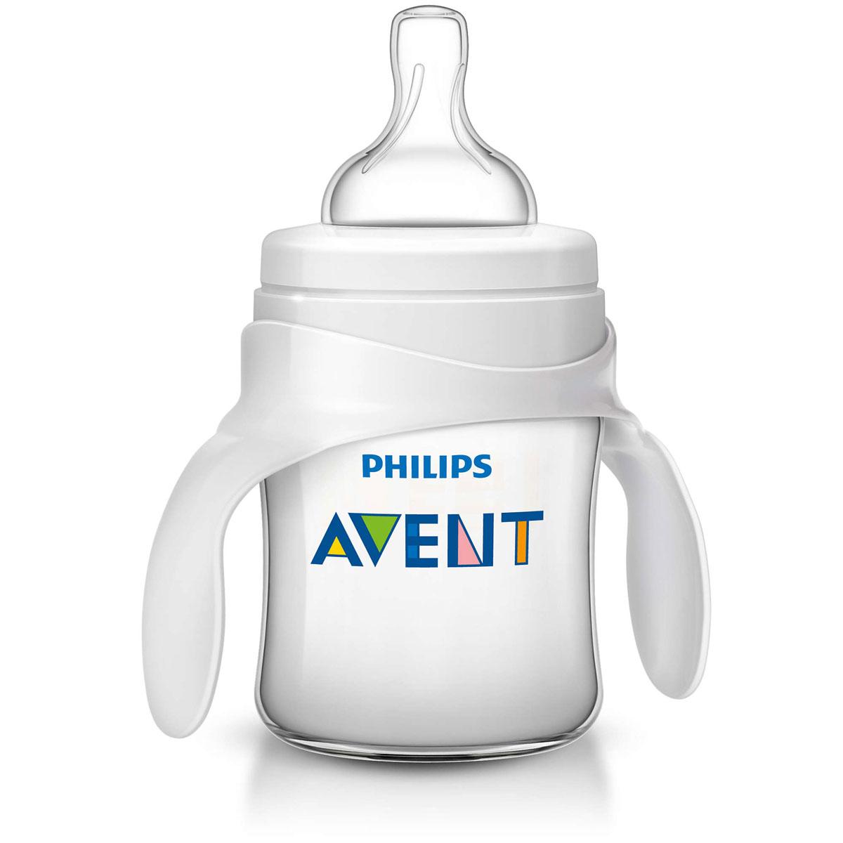 Philips Avent Тренировочный набор для кормления SCF625/02 бутылочки philips avent classic с рисунком 260 мл
