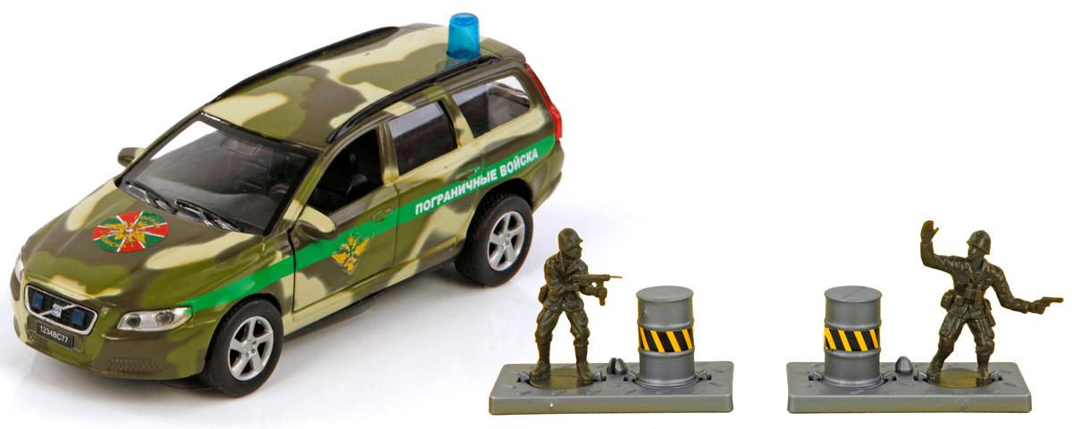 Пламенный мотор Машинка Volvo Пограничные войска машина пламенный мотор дорожные работы со световыми и звуковыми эффектами