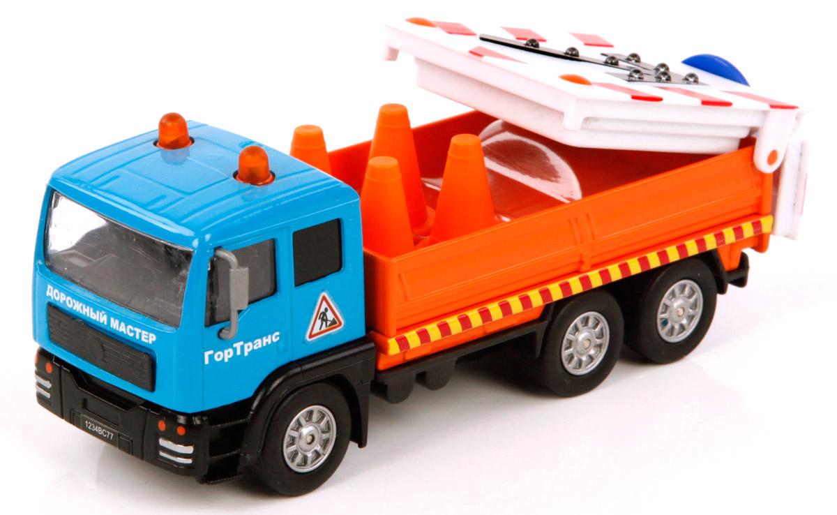 Пламенный мотор Машинка Дорожный мастер машинка пламенный мотор внедорожник 87593