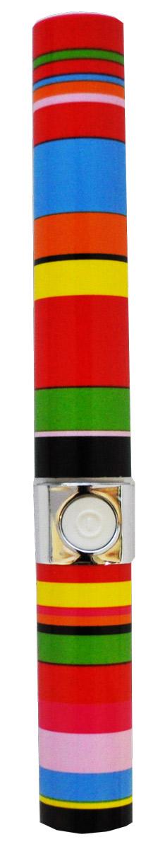 Longa Vita Вибрационная зубная щетка Радуга. SG-929129918Стильное и компактное решение для активных людей. - Элегантный корпус с защитным колпачком напоминает дизайн туши для ресниц. - Миниатюрные размеры (длина - 16 см, диаметр - 2 см) позволяют носить щетку с собой.- Щетинки совершают 20000 колебаний в мин. - Чистка зубов вибрационной щеткой намного тщательнее, чем обычной щеткой. - Длинные щетинки по краям вычищают налет из труднодоступных участков. - Прорезиненная кнопка включения для удобства и безопасности. - Возможность мытья под водой. - Работа от одной щелочной батарейки типа ААА. -Дополнительная сменная насадка
