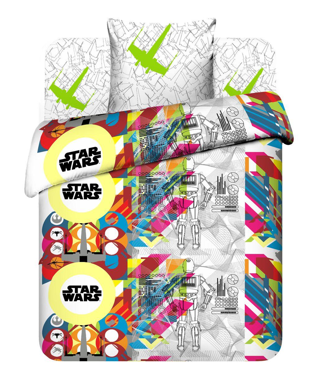 Василек Комплект детского постельного белья Тинейджер Дисней Звездные войны 5296