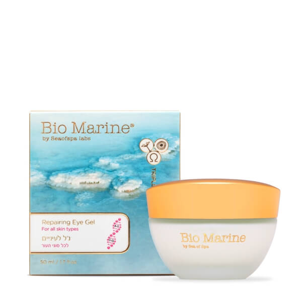 Sea of Spa Восстанавливающий гель для кожи век, 50 мл крем sea of spa anti cellulite cream 250 мл