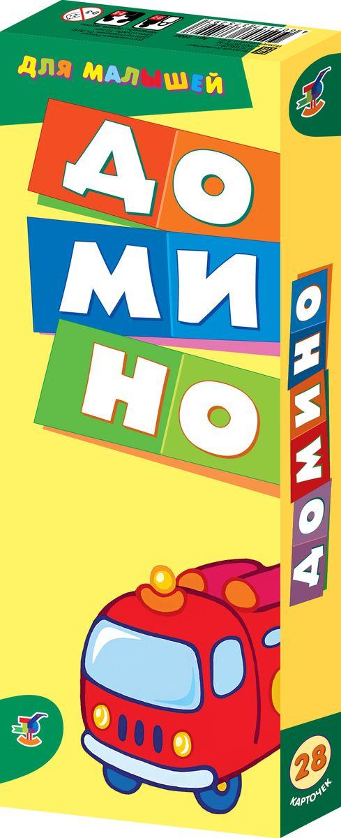 Дрофа-Медиа Домино для малышей 2932 домино маленький полиглот игрушки и животные