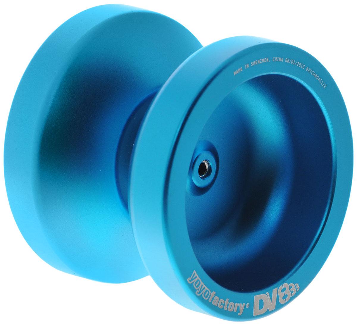 YoYoFactory Йо-йо DV888 цвет голубой