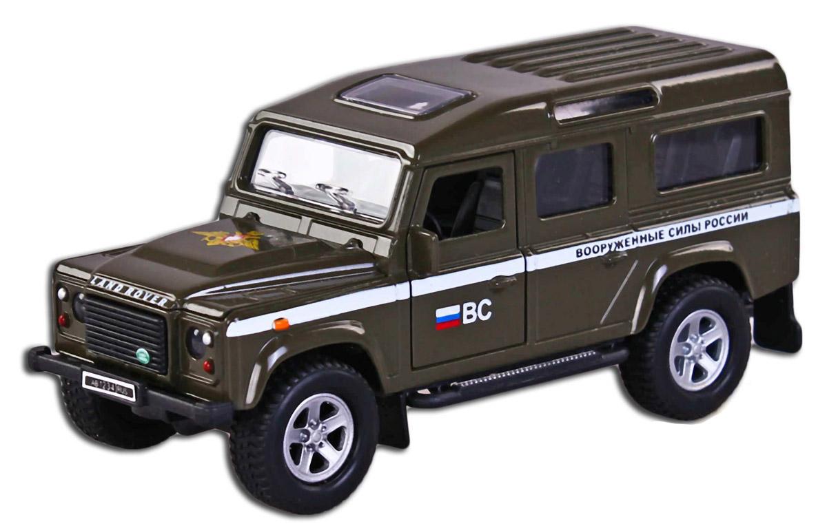 Пламенный мотор Машинка инерционная Land Rover ВС России машина пламенный мотор дорожные работы со световыми и звуковыми эффектами