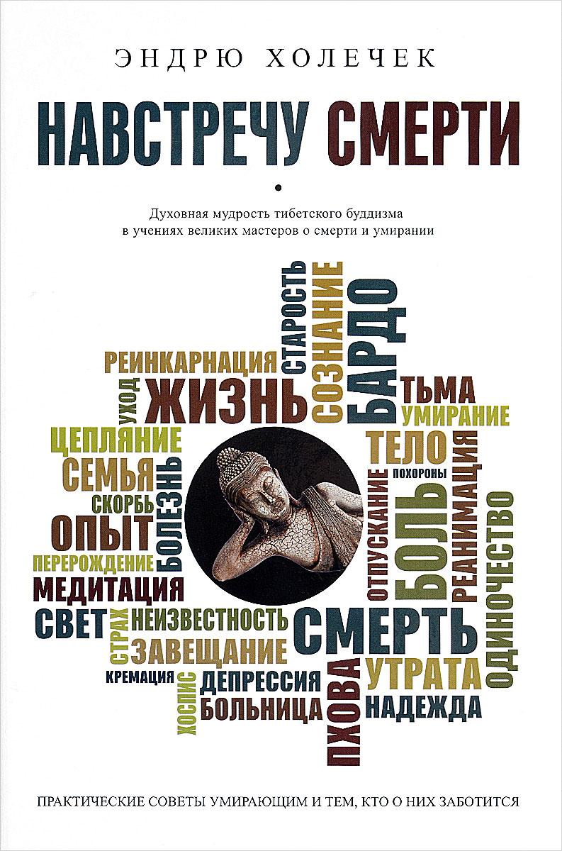 Навстречу смерти. Практические советы и духовная мудрость тибетского буддизма. Эндрю Холечек
