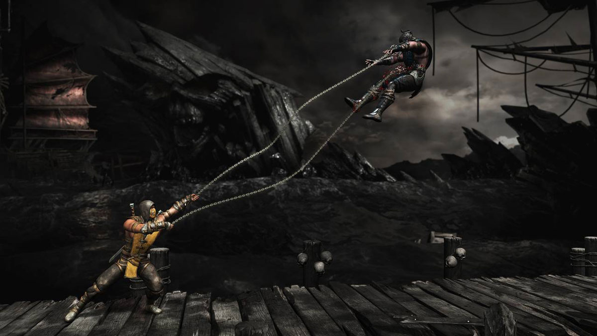 Mortal Kombat XL (PS4) NetherRealm Studios