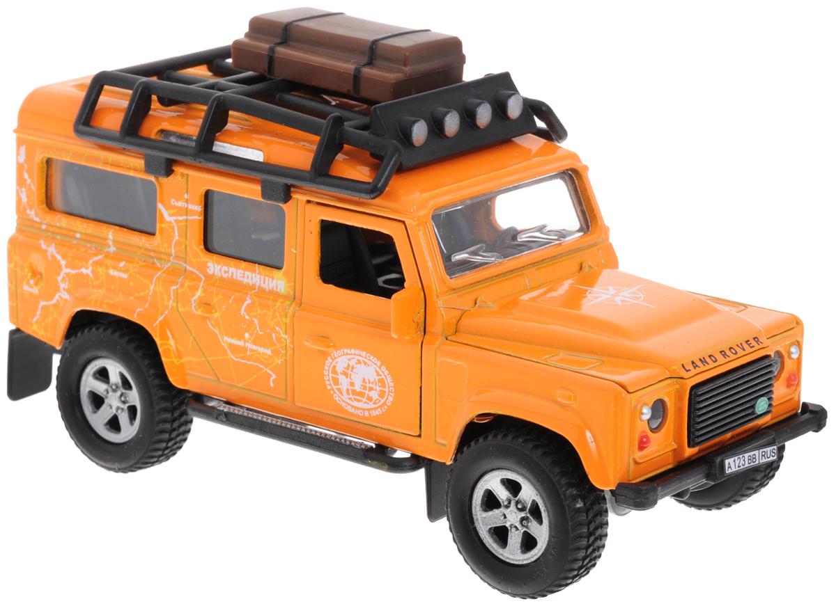 Пламенный мотор Машинка инерционная Land Rover Defender Экспедиция пламенный мотор инерционная джип военный 1 24