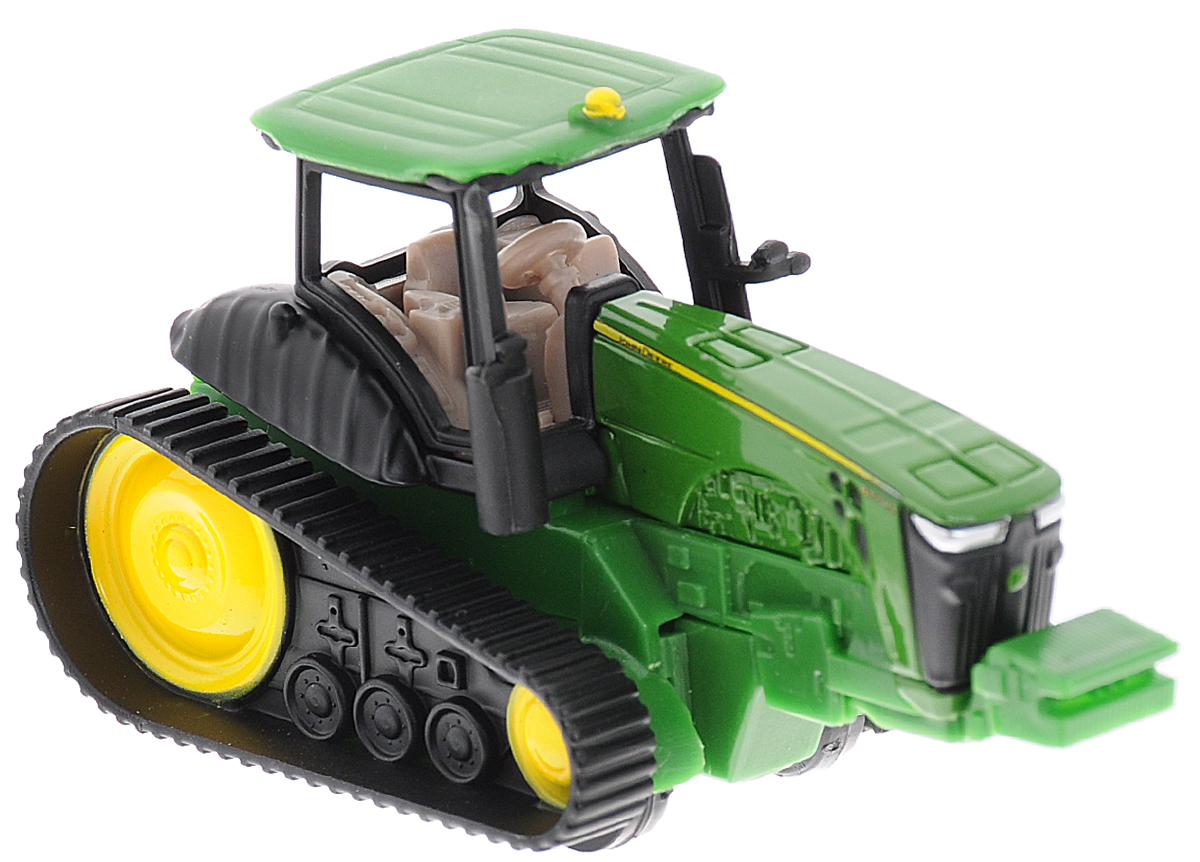 Siku Трактор гусеничный John Deere 8360 RT no name анис