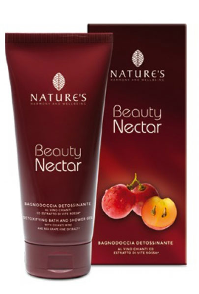 "Гель для душа и ванны Nature's ""Beauty Nectar"", 200 мл"