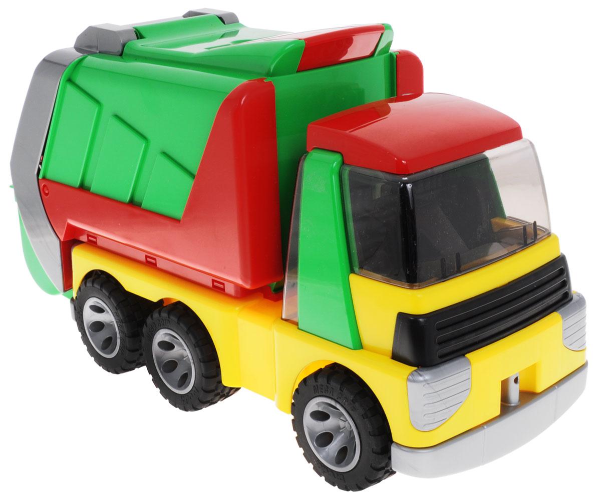 Bruder Мусоровоз Roadmax машинка игрушечная bruder мусоровоз roadmax