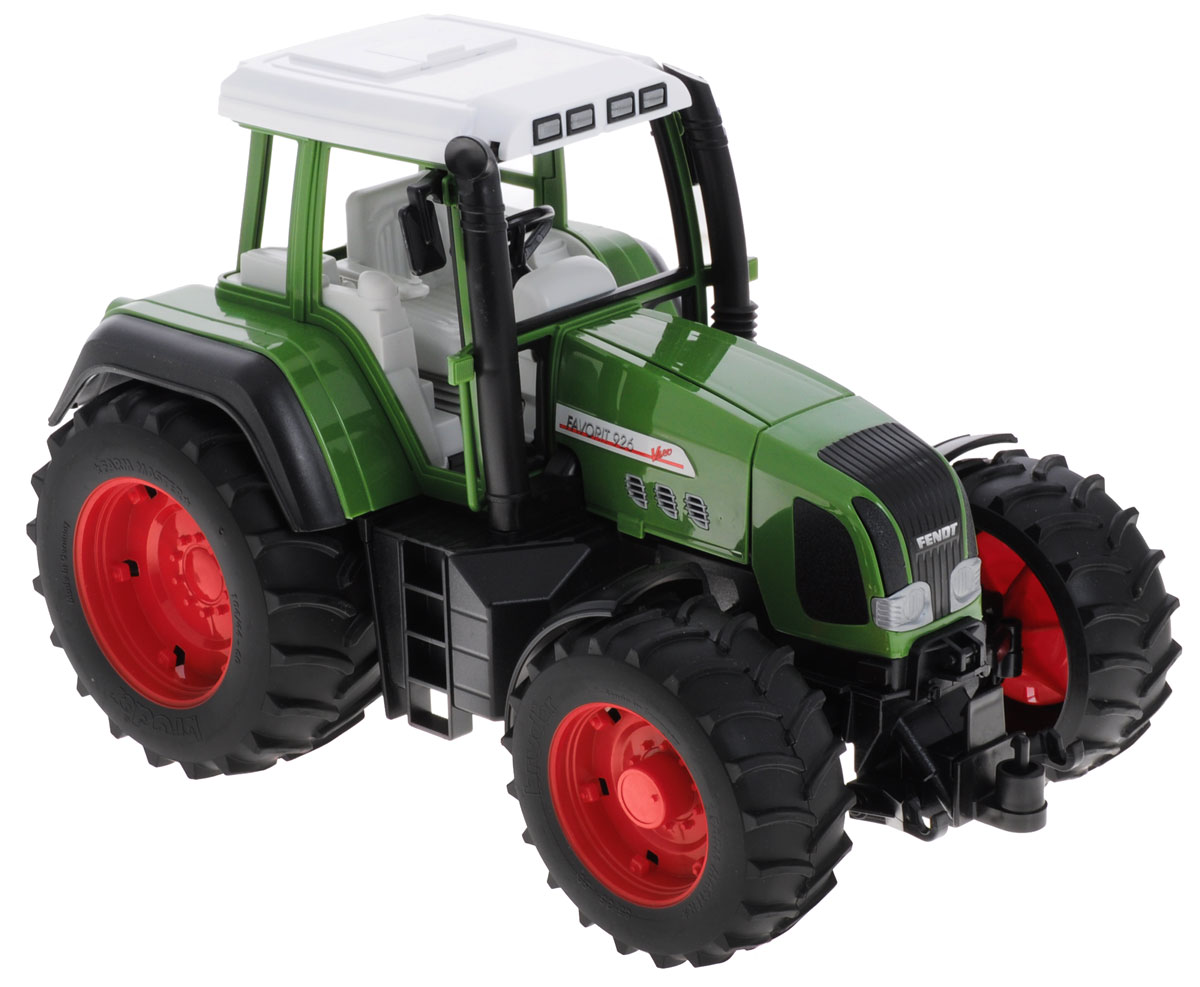 Bruder Трактор Fendt Favorit 926 Vario игрушка bruder fendt favorit 926 vario трактор с погрузчиком 02 062