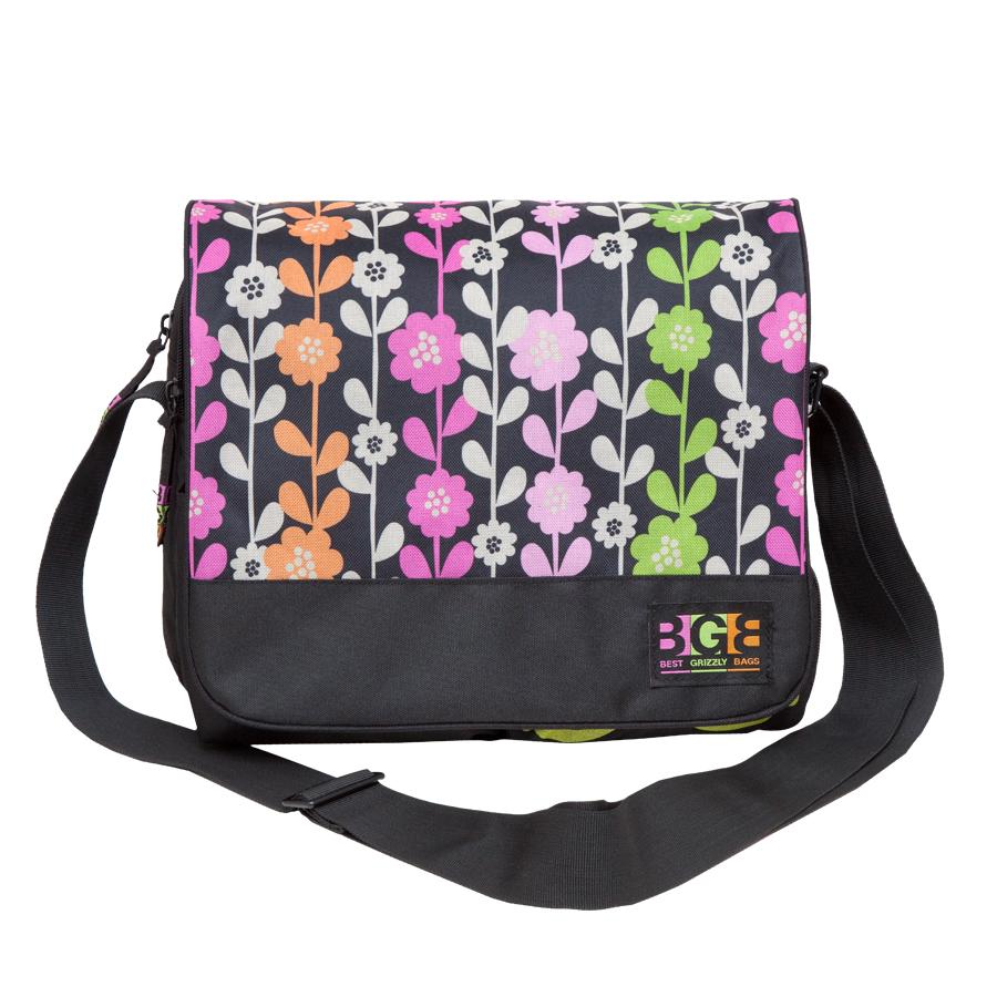 Сумка молодежная Grizzly, цвет: розовый, 15 л. MD-644-3/2MD-644-3/2Молодежная сумка,два отделения,клапан на липучках,два передних кармана,объемный передний карман на молнии,плоский передний карман на молнии,внутренний карман на молнии,регулируемый плечевой ремень