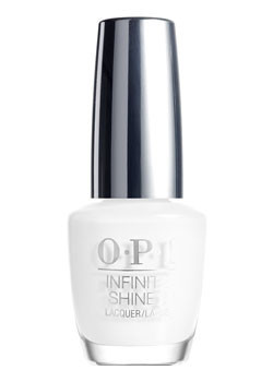 OPI Infinite Shine Лак для ногтей Non Stop White, 15 млISL32-«Линия Infinite Shine была разработана в ответ на желание покупателей получить лаковые покрытия, которые не уступают гелевым, имеют самые модные оттенки, обладают уникальной формулой и носят культовые имена, которыми так знаменита компания OPI», — объясняет Сюзи Вайс-Фишманн, соучредитель и исполнительный вице-президент OPI. -«Покрытие Infinite Shine наносится и снимается точно так же, как и обычные лаки для ногтей, однако вы получаете те самые блеск и стойкость, которые отличают гелевую формулу!»Палитра Infinite Shine включает в себя широкий спектр оттенков,: от нейтральных до ярко-красных, оранжевых, розовых, а далее до темно-серых, синих и черного. В лаках Infinite Shine используется запатентованная формула. Каждый флакон снабжен эксклюзивной кистью ProWide™ для идеального нанесения.