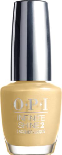 OPI Infinite Shine Лак для ногтей Enter the Golden Era, 15 мл