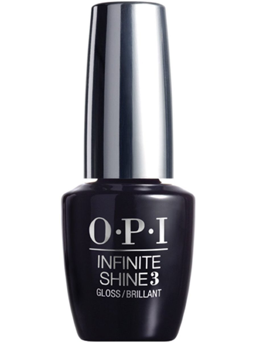 OPI Infinite Shine Top Coat Верхнее покрытие для ногтей, 15 мл лак opi infinite