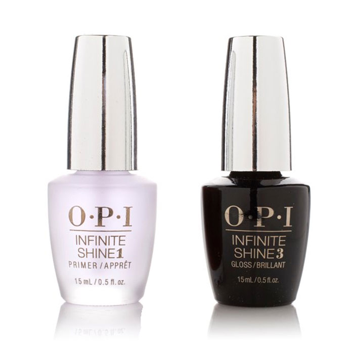 OPI Набор Infinite Shine Duo Pack (IST10+IST30, 2*15 мл)SRG35-«Линия Infinite Shine была разработана в ответ на желание покупателей получить лаковые покрытия, которые не уступают гелевым, имеют самые модные оттенки, обладают уникальной формулой и носят культовые имена, которыми так знаменита компания OPI», - объясняет Сюзи Вайс-Фишманн, соучредитель и исполнительный вице-президент OPI. -«Покрытие Infinite Shine наносится и снимается точно так же, как и обычные лаки для ногтей, однако вы получаете те самые блеск и стойкость, которые отличают гелевую формулу!»Палитра Infinite Shine включает в себя широкий спектр оттенков,: от нейтральных до ярко-красных, оранжевых, розовых, а далее до темно-серых, синих и черного. В лаках Infinite Shine используется запатентованная формула. Каждый флакон снабжен эксклюзивной кистью ProWide™ для идеального нанесения.