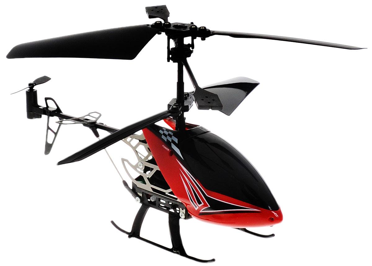 Silverlit Вертолет на инфракрасном управлении Sky Dragon цвет красный вертолет sky dragon silverlit