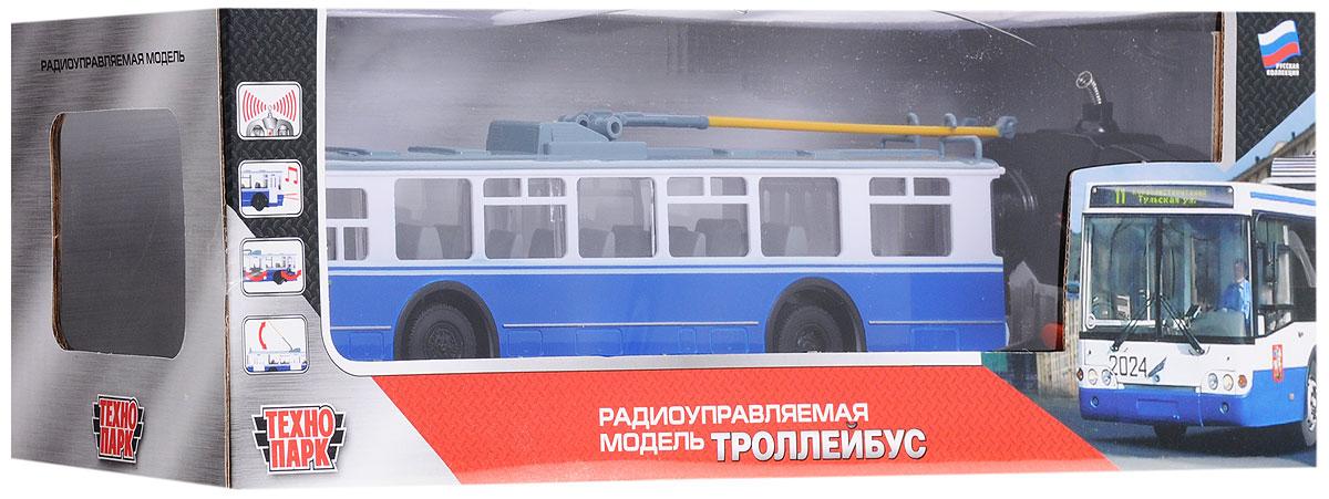 ТехноПарк Троллейбус на радиоуправлении ТехноПарк