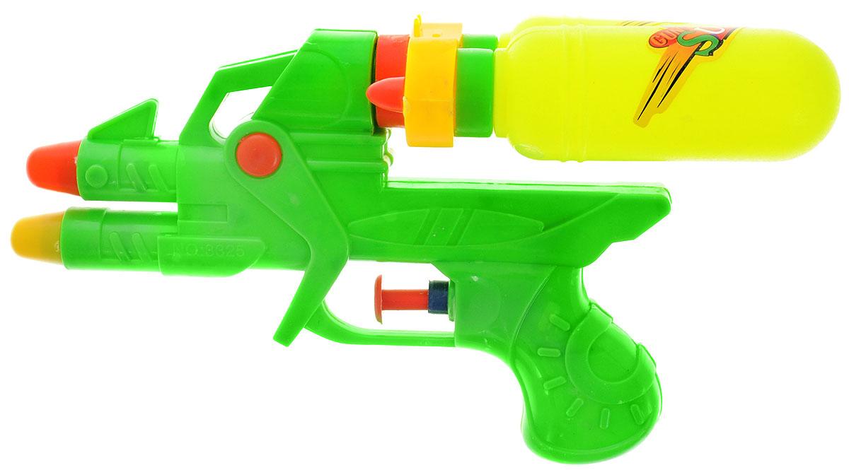 Bebelot Водный пистолет Мощная атака цвет салатовый пистолет водный bebelot шпион 11 см