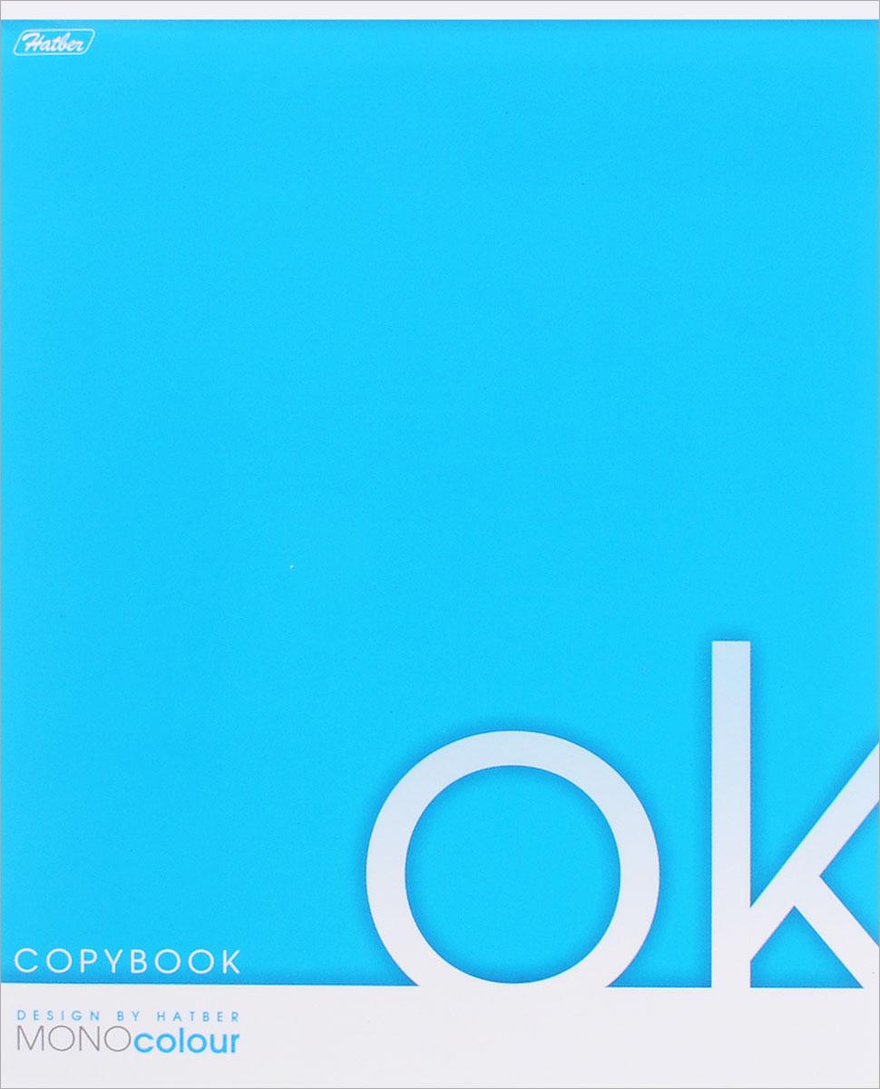 Hatber Тетрадь 96 листов в клетку цвет голубойТСЛ61804279Тетрадь Hatber отлично подойдет для занятий как школьнику, так и студенту.Яркая обложка голубого цвета, выполненная из плотного мелованного картона, позволит сохранить тетрадь в аккуратном состоянии на протяжении всего времени использования.Внутренний блок тетради, соединенный скрепками, состоит из 96 листов белой бумаги в голубую клетку с полями.