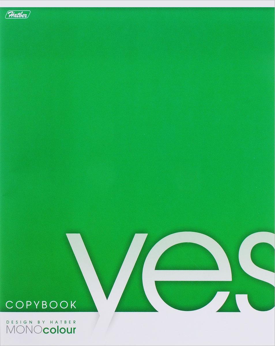 Hatber Тетрадь 96 листов в клетку цвет зеленый48Т5вмВ1Тетрадь Hatber отлично подойдет для занятий как школьнику, так и студенту.Яркая обложка зеленого цвета, выполненная из плотного мелованного картона, позволит сохранить тетрадь в аккуратном состоянии на протяжении всего времени использования.Внутренний блок тетради, соединенный скрепками, состоит из 96 листов белой бумаги в голубую клетку с полями.