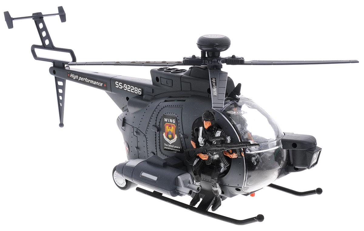Junfa Toys Вертолет Black Hawk