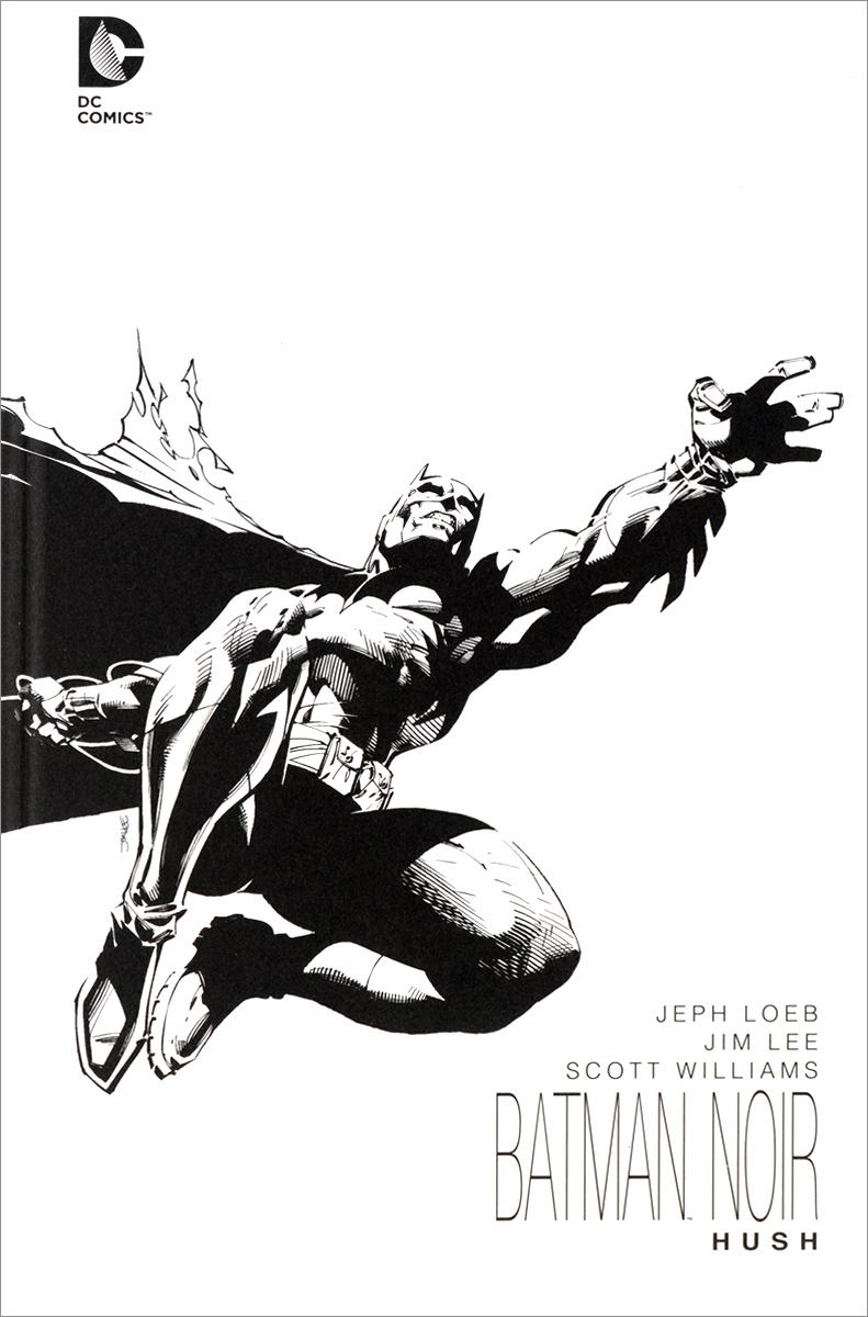 Batman Noir: Hush batman noir