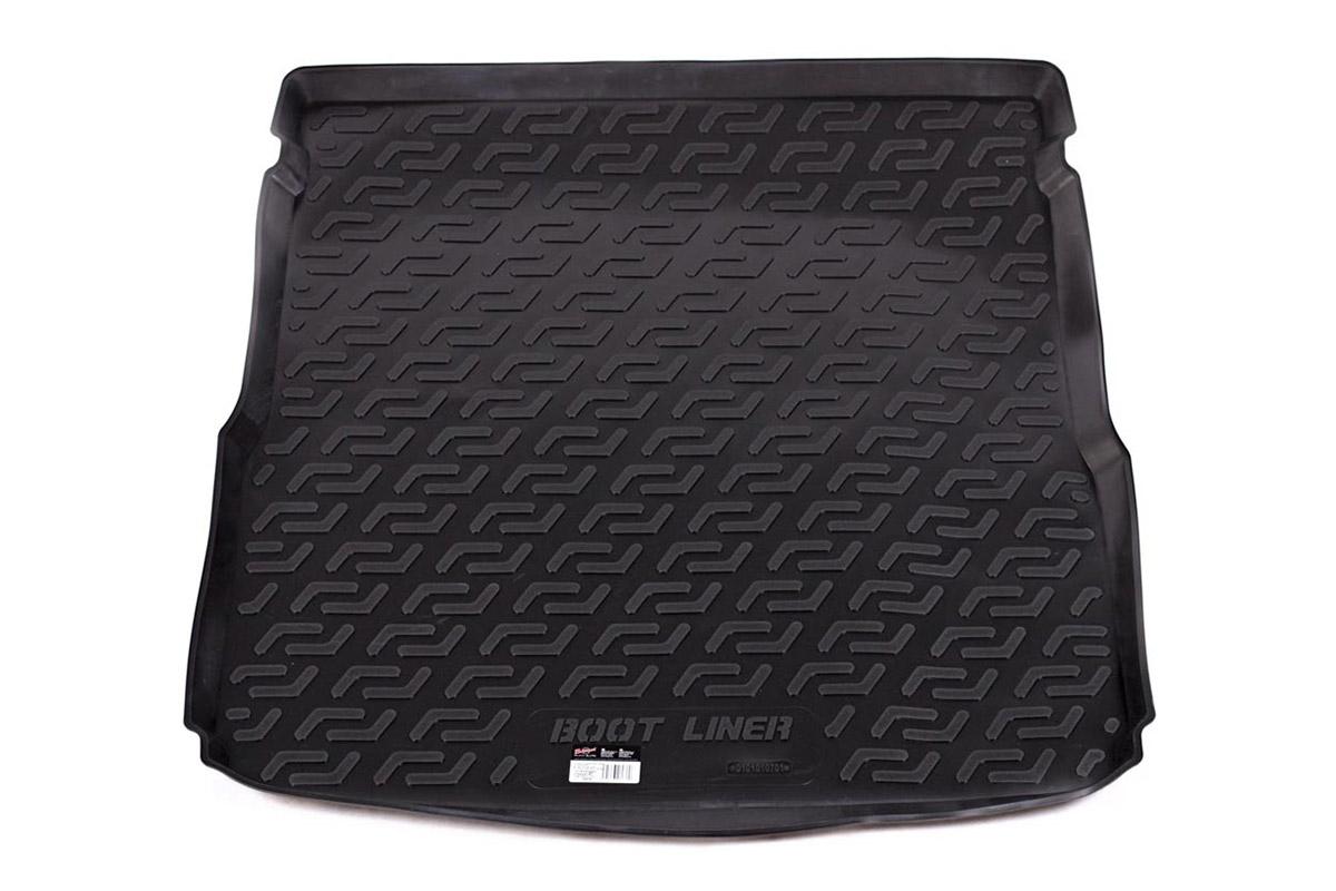 Коврик в багажник L.Locker, для Volkswagen Passat B7 Variant (11-)0101010701Коврик L.Locker производится индивидуально для каждой модели автомобиля из современного и экологически чистого материала. Изделие точно повторяют геометрию пола автомобиля, имеет высокий борт, обладает повышенной износоустойчивостью, антискользящими свойствами, лишен резкого запаха и сохраняет свои потребительские свойства в широком диапазоне температур (от -50°С до +80°С).