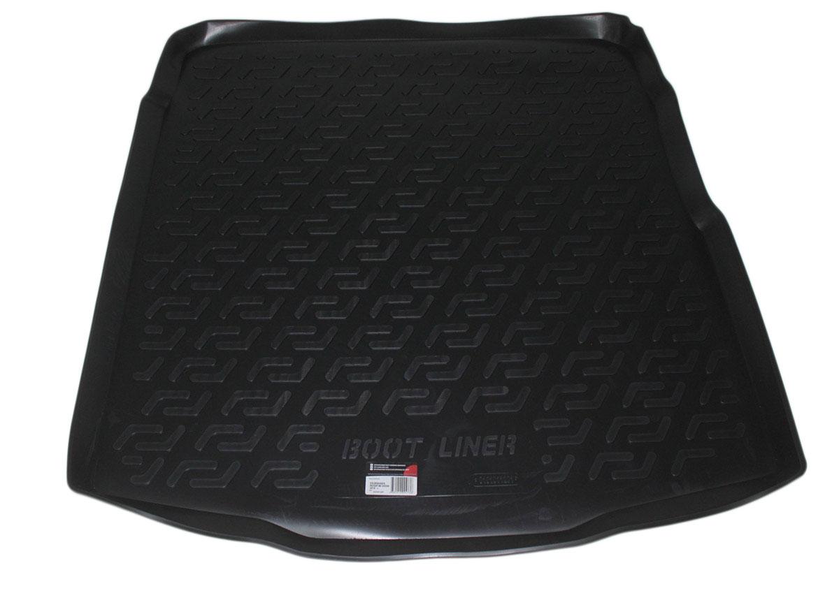 Коврик автомобильный L.Locker для Volkswagen Passat B8 sd (14-), в багажник0101011201Коврики L.Locker производятся индивидуально для каждой модели автомобиля из современного и экологически чистого материала, точно повторяют геометрию пола автомобиля, имеют высокий борт от 4 см до 6 см, обладают повышенной износоустойчивостью, антискользящими свойствами, лишены резкого запаха, сохраняют свои потребительские свойства в широком диапазоне температур (от -50°С до +80°С).