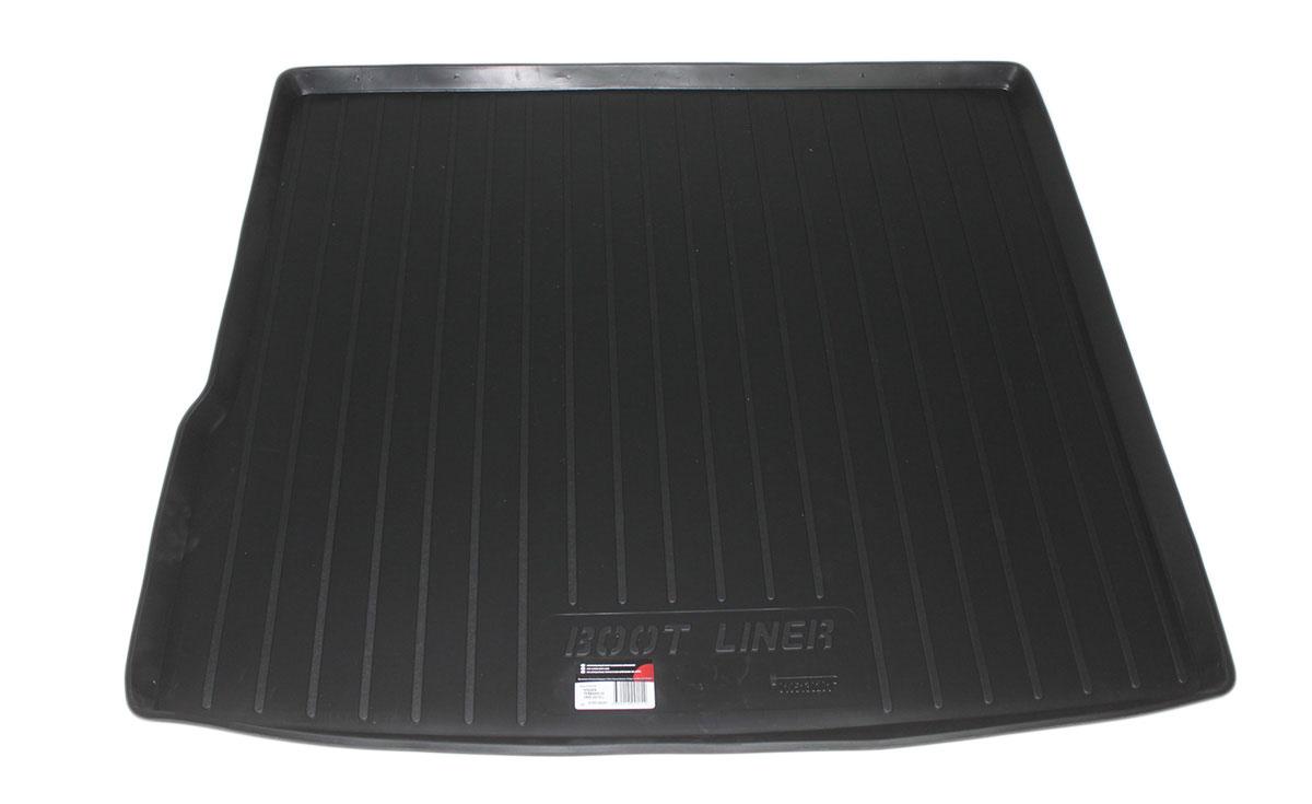 Коврик в багажник L.Locker, для Nissan Terrano III 2WD (14-)0105130201Коврик L.Locker производится индивидуально для каждой модели автомобиля из современного и экологически чистого материала. Изделие точно повторяет геометрию пола автомобиля, имеет высокий борт, обладает повышенной износоустойчивостью, антискользящими свойствами, лишен резкого запаха и сохраняет свои потребительские свойства в широком диапазоне температур (от -50°С до +80°С).