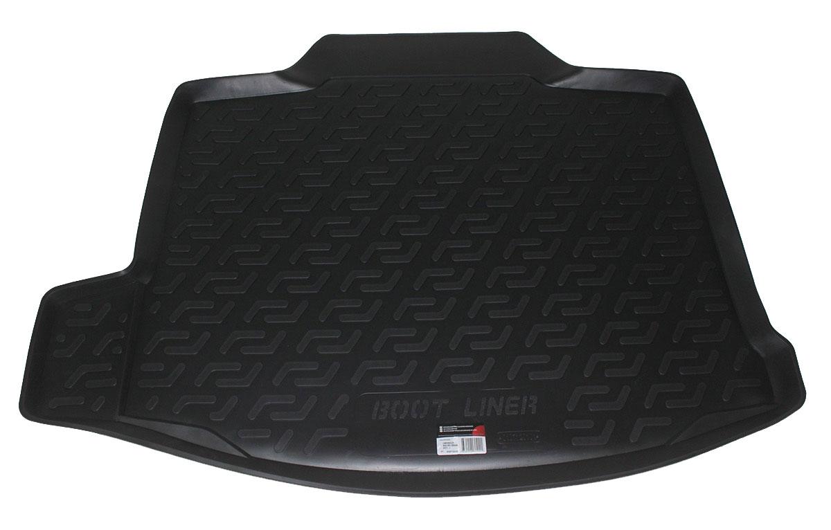 Коврик в багажник L.Locker, для Chevrolet Malibu sd (11-)0107120101Коврик L.Locker производится индивидуально для каждой модели автомобиля из современного и экологически чистого материала. Изделие точно повторяют геометрию пола автомобиля, имеет высокий борт, обладает повышенной износоустойчивостью, антискользящими свойствами, лишен резкого запаха и сохраняет свои потребительские свойства в широком диапазоне температур (от -50°С до +80°С).
