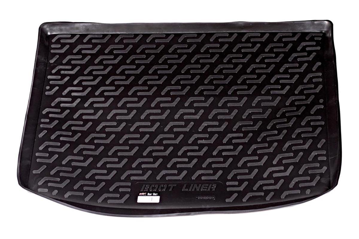 Коврик автомобильный L.Locker для Volkswagen Caddy (04-), в багажник0101030101Коврики L.Locker производятся индивидуально для каждой модели автомобиля из современного и экологически чистого материала, точно повторяют геометрию пола автомобиля, имеют высокий борт от 4 см до 6 см, обладают повышенной износоустойчивостью, антискользящими свойствами, лишены резкого запаха, сохраняют свои потребительские свойства в широком диапазоне температур (от -50°С до +80°С).