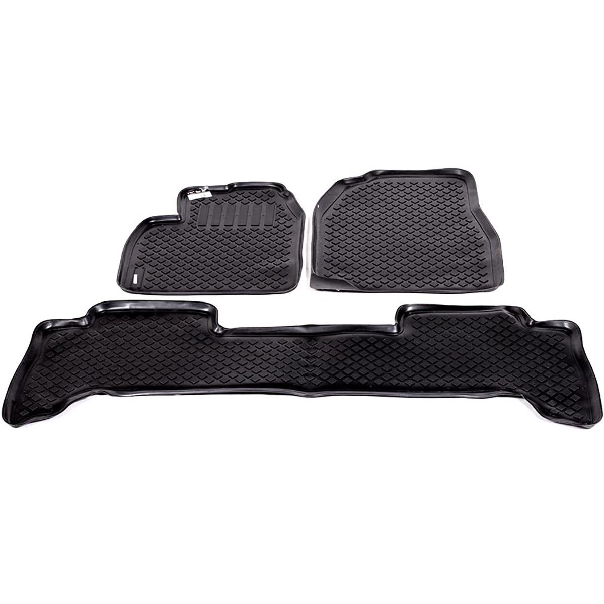 Коврики в салон Lexus LX 470 (98-07) полиуретан0228010101Коврики производятся индивидуально для каждой модели автомобиля из современного и экологически чистого материала, точно повторяют геометрию пола автомобиля, имеют высокий борт от 3 см до 4 см., обладают повышенной износоустойчивостью, антискользящими свойствами, лишены резкого запаха, сохраняют свои потребительские свойства в широком диапазоне температур (-50 +80 С)