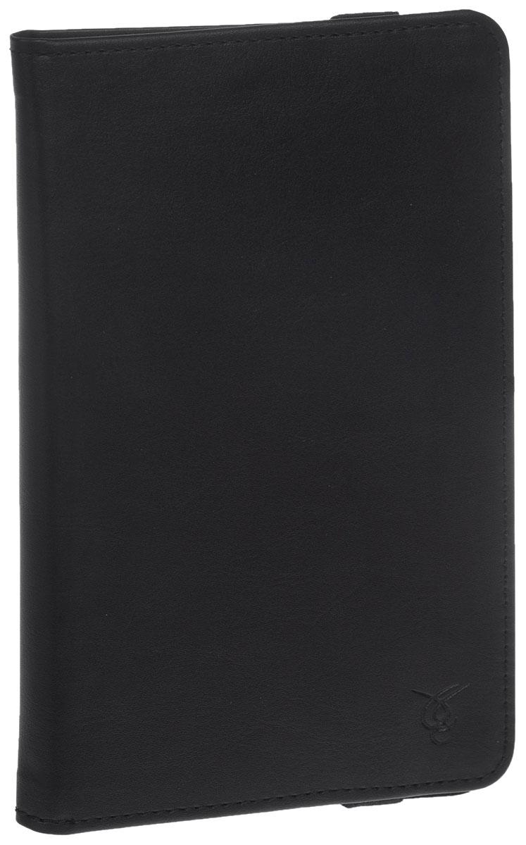Vivacase Mini, Black универсальный чехол для планшетов 7 vivacase basic кожаный чехол обложка для планшетов 9 11 black vuc cm010 bl
