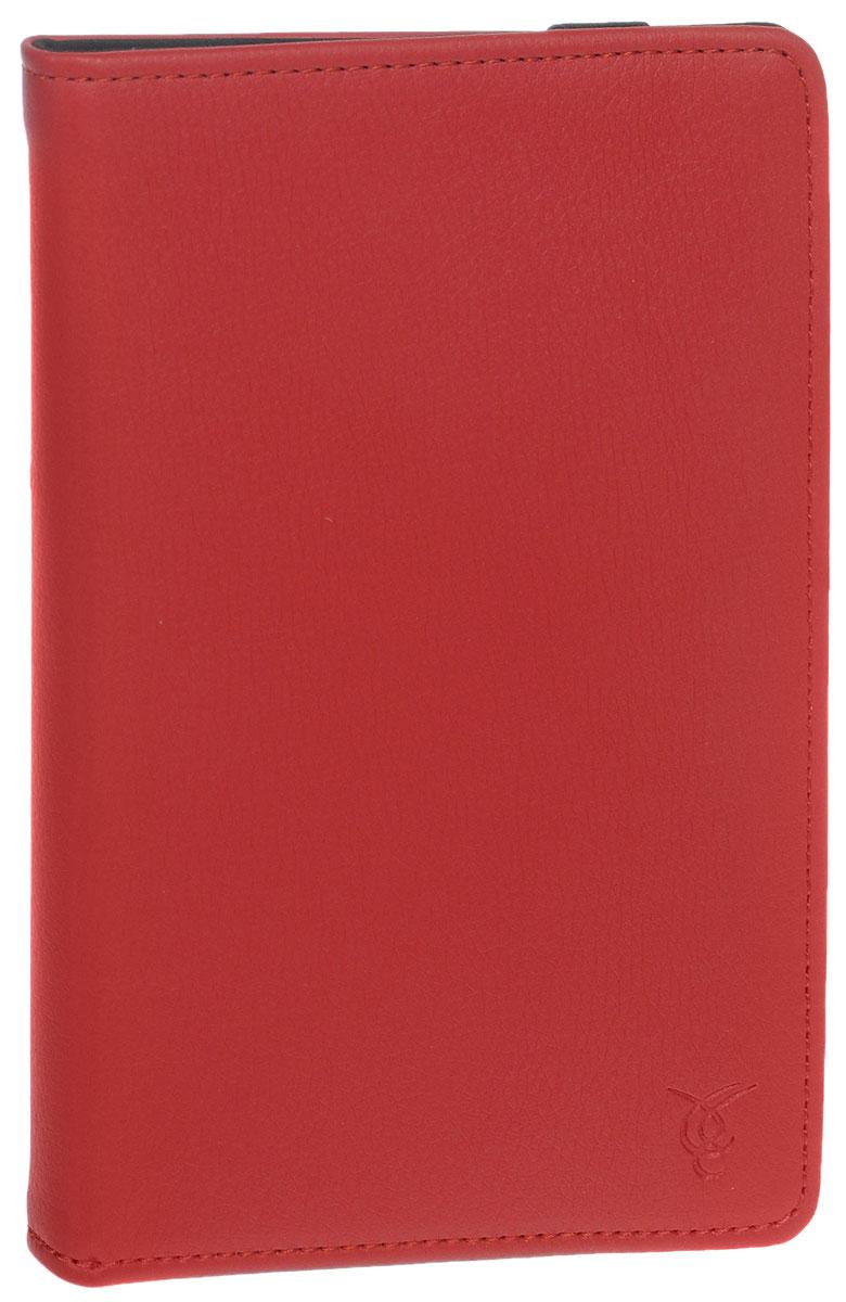 Vivacase Basic универсальный чехол для устройств 6, Red (VUC-CBS06-r) чехлы для планшетов 10 дюймов украина